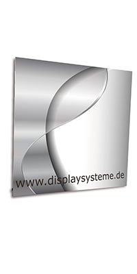 Displaysystem Fabric Wall